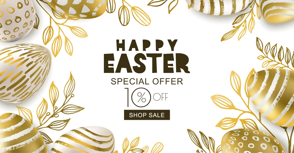 Happy Easter Sale!