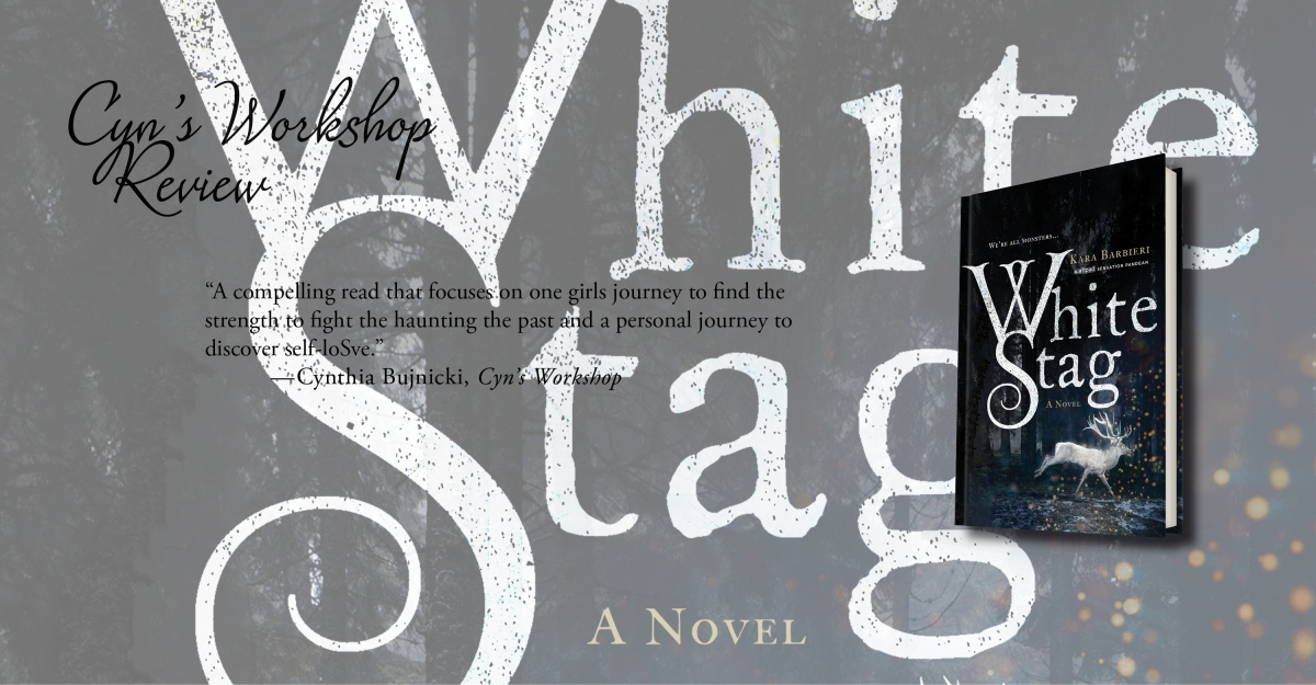 A Brutal Fantasy | Review of 'White Stag' (Permafrost #1)