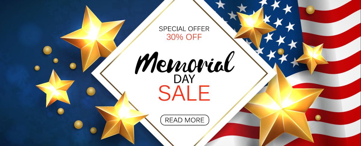 Memorial Day Sale – Nia Dragin Books