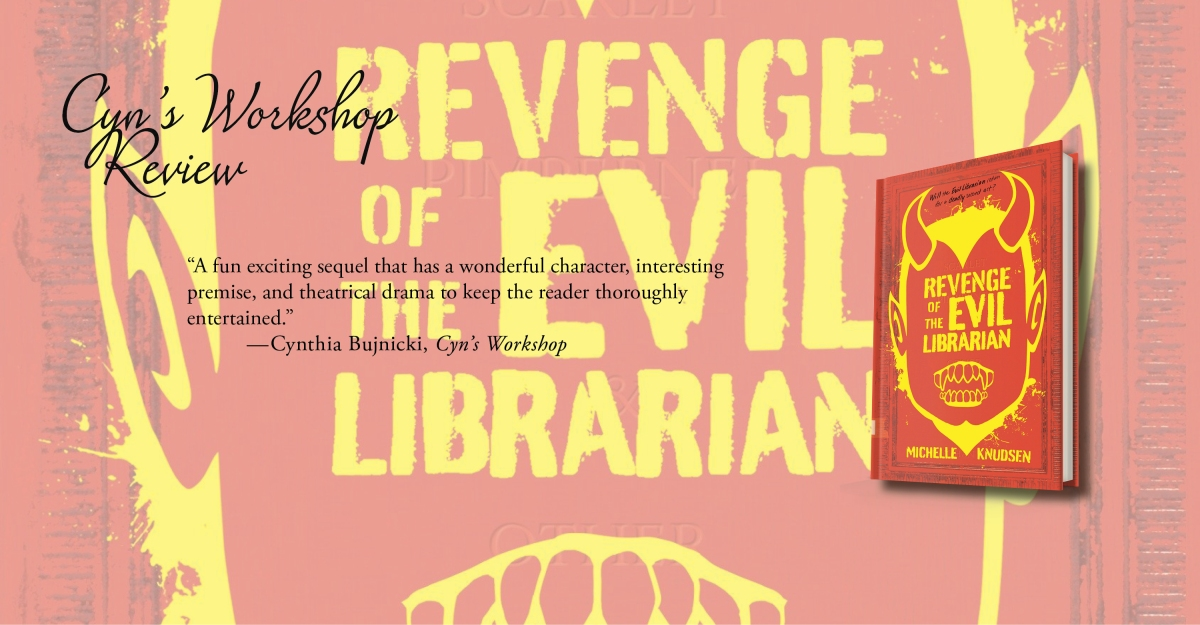 Review of 'Revenge of the Evil Librarian' (Evil Librarian #2)